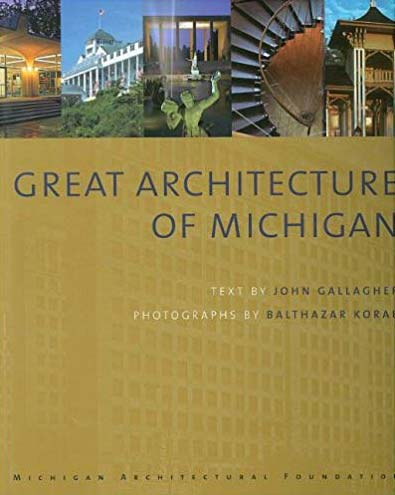 MAF   Michigan Architectural Foundation